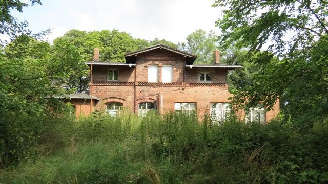 640 - 188,800 Bf Dargen Bahnhof