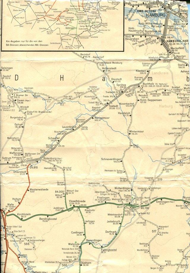 640 - Karte 2200 Nord