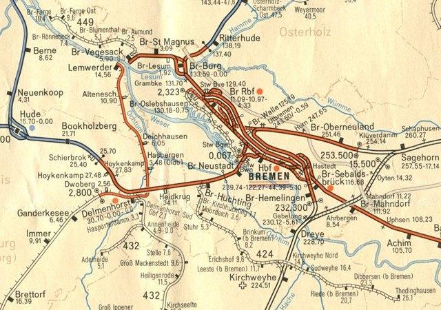 Strecke 1423